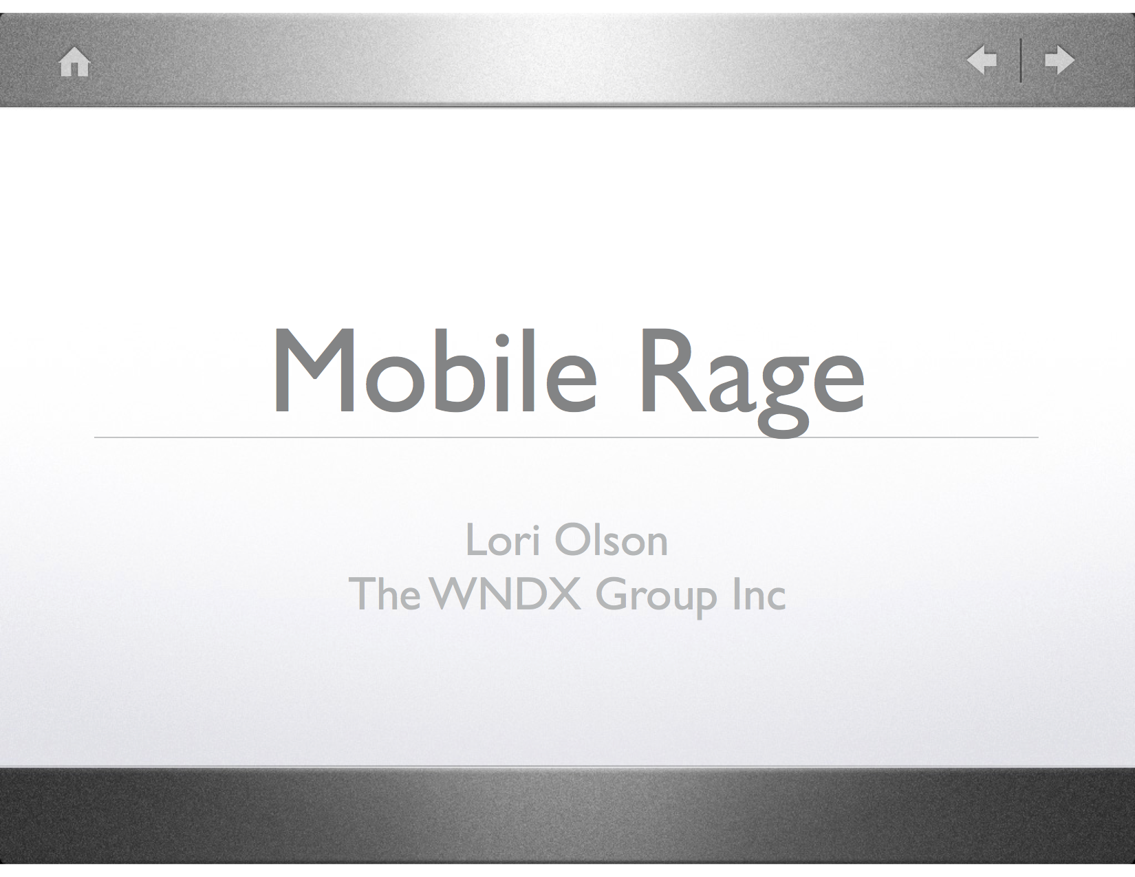Mobile Rage - What causes it & how to fix it